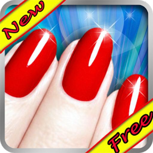 Fashion nail art designs tuto 遊戲 App LOGO-硬是要APP