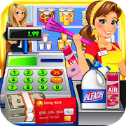 Dollar Store Cash Register Sim