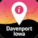 Cities - Davenport, IA icon