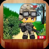 Army Jump