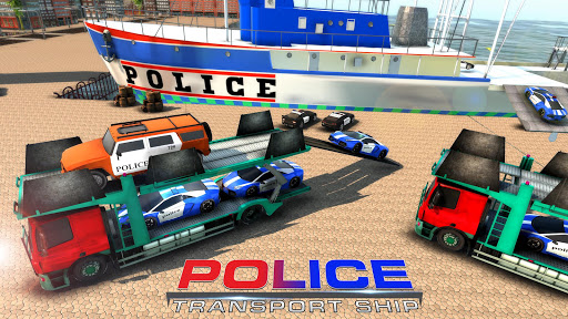 US Police Cruise Ship Car Truck Plane Transporter 2.0.3 Pc-softi 2