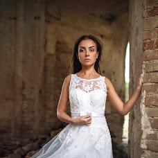 Wedding photographer Sergey Sorokin (semkaaa64). Photo of 28.10.2018
