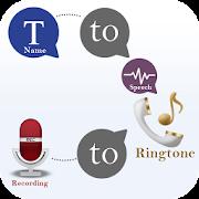 Name & Audio Ringtone Maker