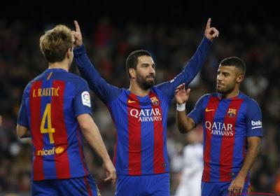 Ex-Barcelona speler Arda Turan achter de tralies wegens wapenbezit en geweld