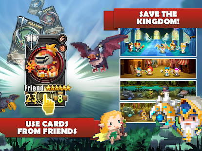 Game Triple Fantasy - Card Battle Adventure Game APK for Windows Phone