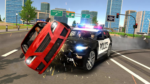 Police Car Chase - Cop Simulator ss3