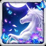 ?Graceful Unicorn Live Wallpaper Icon