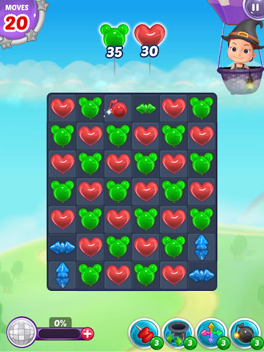 Balloon Paradise - Free Match 3 Puzzle Game 4.0.3 screenshots 18