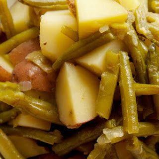 Green Beans & Red Potatoes