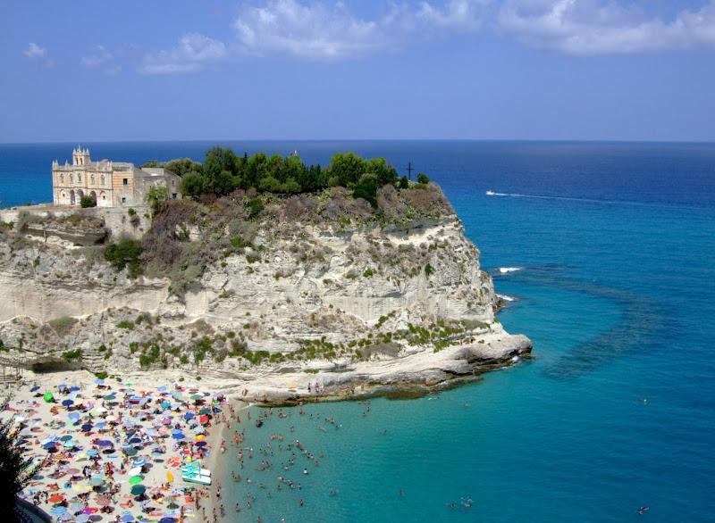 Tropea Beach. di GiuseppeA