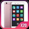 Launcher Theme for Vivo X20 / X20A / X20 Plus APK