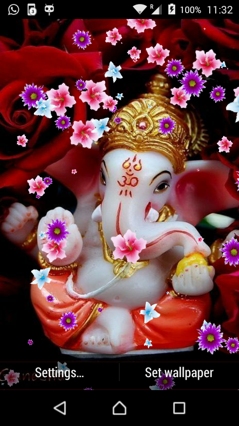 Hd Wallpapers Lord Ganesh Wallpapers For Mobile Photo 004 Lord