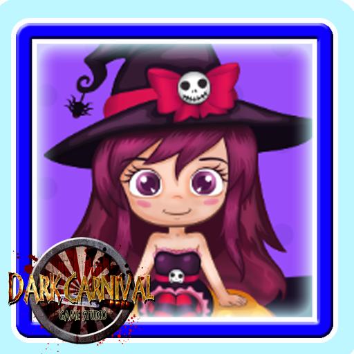 Sweet Halloween Bubble Witch 策略 LOGO-玩APPs
