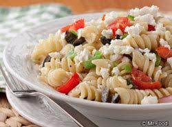 Athenian Pasta Salad Recipe
