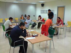 Photo: IV Tancat de Mestres Trofeu Illes Balears. Vista panorámica de la sala de juego