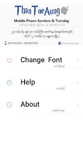TTA Mi Myanmar Font Lite 1