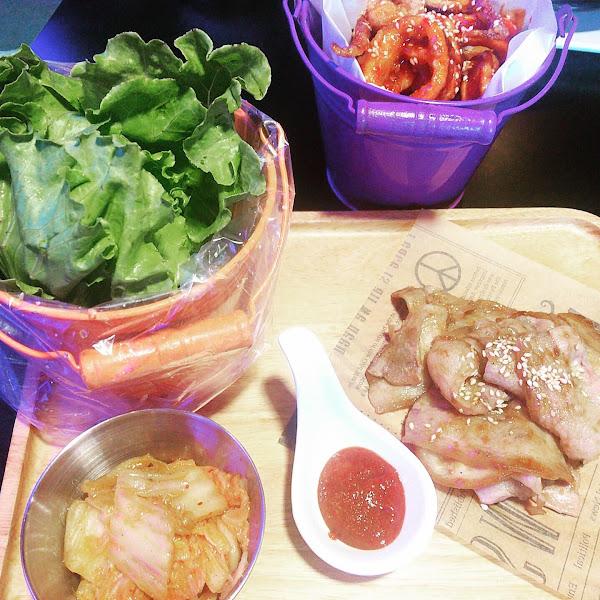 已經來過N次韓式料理店,韓式炸雞🍗跟韓式炸魷魚 超推薦