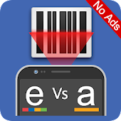 Barcode Price Checker Scanner for eBay+Amazon Pro