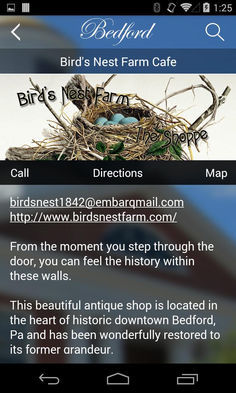 Скриншот Downtown Bedford