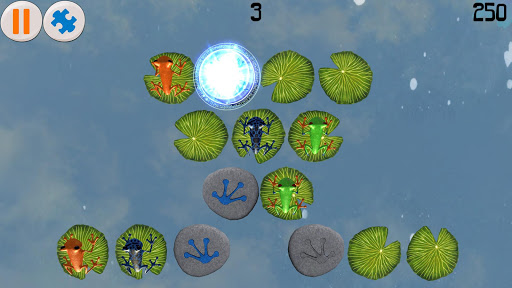 Jumpy Frogs Free 1.51 screenshots 2
