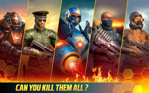 Kill Shot Bravo: Free 3D Sniper Shooting Game Screenshot