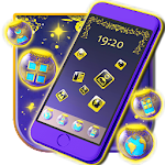 Gold Theme For GO Launcher Icon