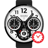 White Eagle watchface by Excalibur