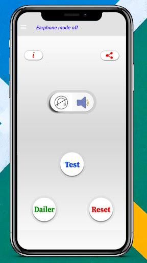 Earphone mode off screenshots 1