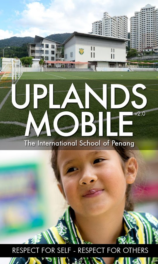 Uplands Mobile- screenshot