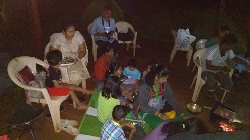 BBQ, Bonfire and singing – Family camping near Pune