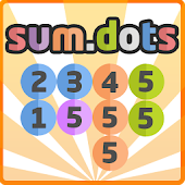 sum.dots -simple number puzzle