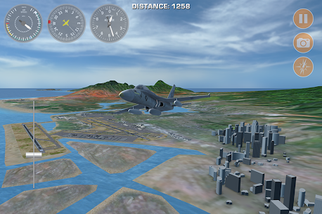 Airplane Fly Hawaii  Apk Download For Android and Iphone 4