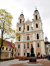 Photo: Wilno - kościół św. Katarzyny