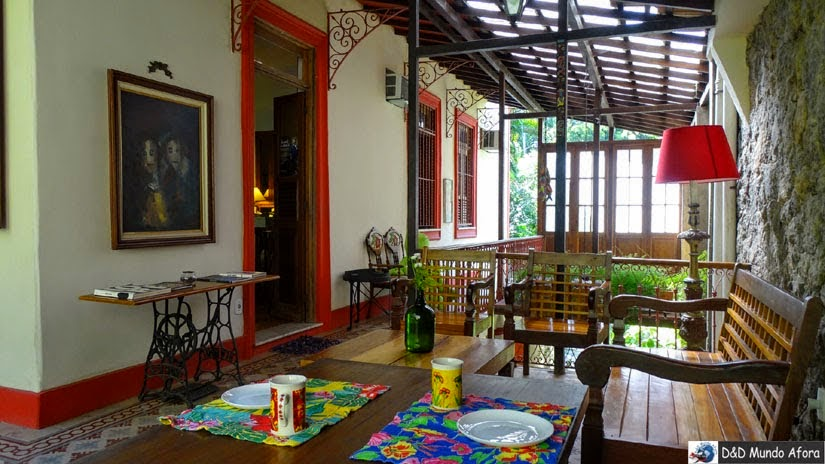 Solar do Cosme - guest house - Rio de Janeiro