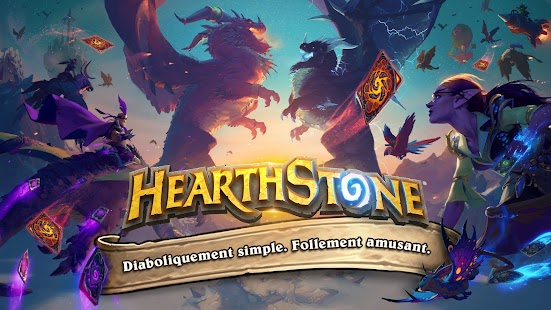 Hearthstone Capture d'écran