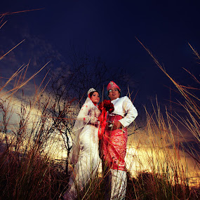by Wan Muadzam - Wedding Reception