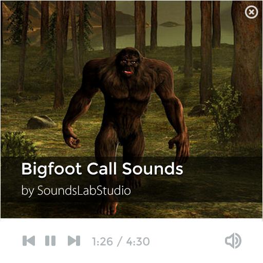 Bigfoot Call Sounds