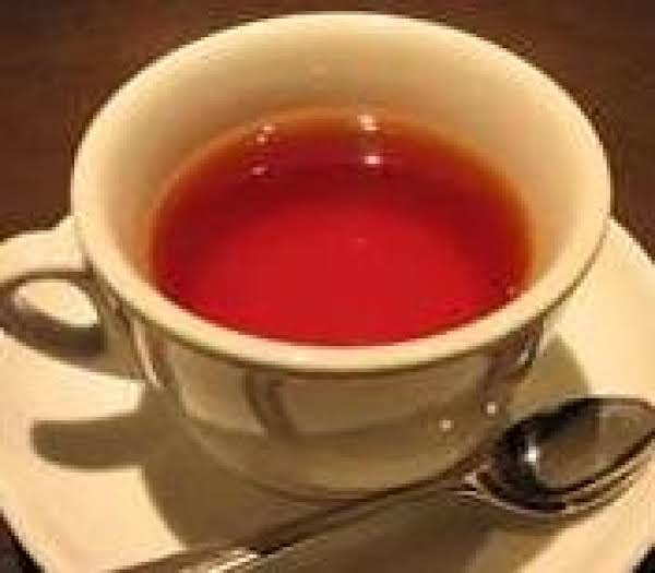 Johnny Appleseed Tea-  A Crock Pot Recipe