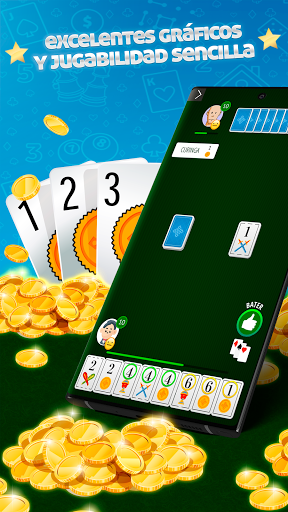Chinchu00f3n Gratis y Online - Juego de Cartas 102.1.25 screenshots 16