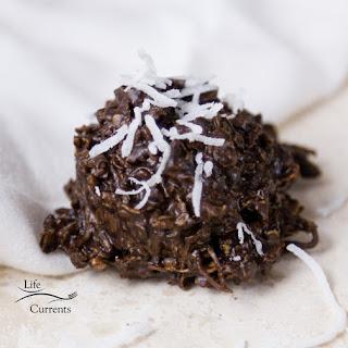 Vegan Chocolate Coconut Candy Cookies Recipe