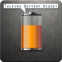 Talking Battery Widget icon