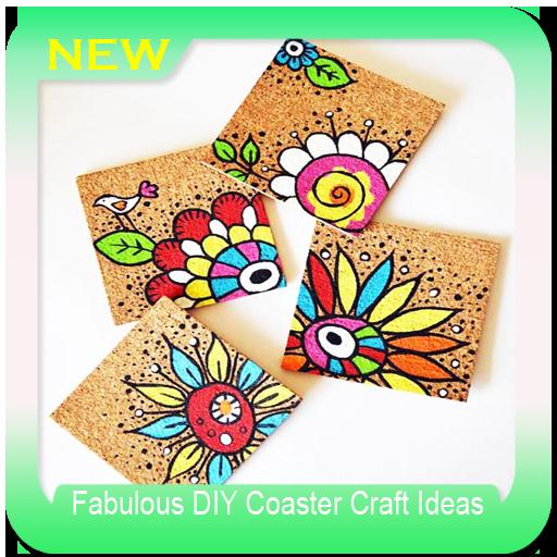 App Insights Fabulous Diy Coaster Craft Ideas Apptopia