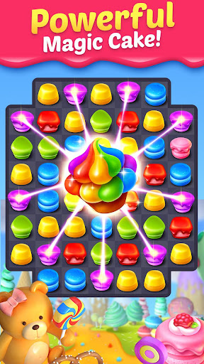 Cake Smash Mania - Swap and Match 3 Puzzle Game 1.2.5020 screenshots 3