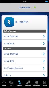 App BCA mobile APK for Windows Phone