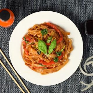 Pad Kee Mao Recipe – Thai Drunken Noodles