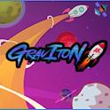Graviton : Gravity Physics Ball & Shapes Puzzle icon