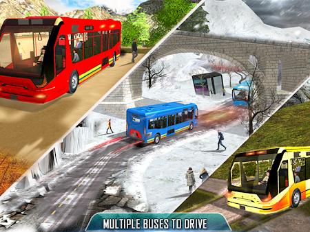 Hill Tourist Bus Driving 1.3.2 screenshot 676976