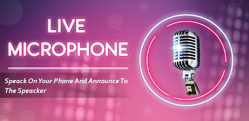 Приложения в Google Play – Live Microphone & Announcement Mic