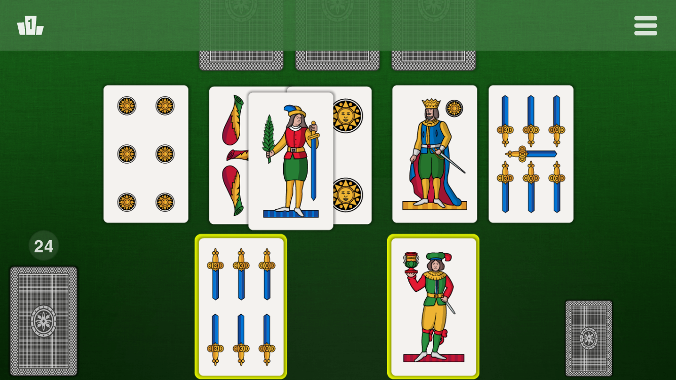 scopa game online