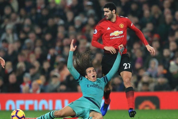 Officiel : Marouane Fellaini quitte Manchester United